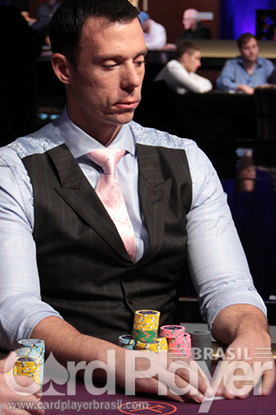 Matt Berkey assume a liderança do Super High Roller Bowl/CardPlayer.com.br