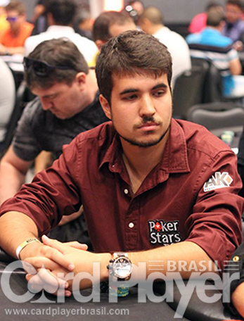 Brasil crava várias versões do Big no PokerStars/CardPlayer.com.br