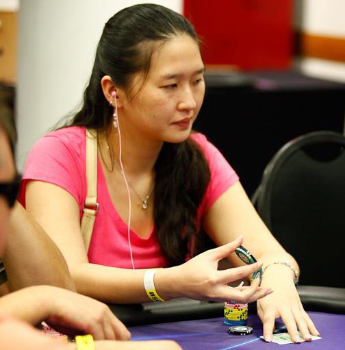 """Patrícia """"PatchK"""" Kim é vice do Big $109/CardPlayer.com.br"""