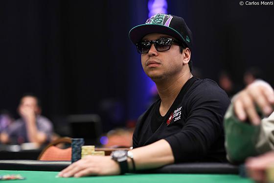 Felipe Mojave fatura R$ 105 mil no Evento 32 da WSOP 2016/CardPlayer.com.br