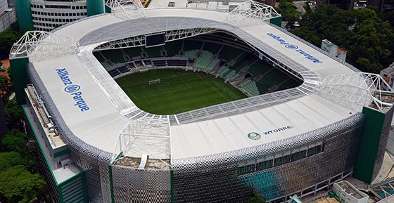 Evento no Allianz Parque proíbe jogadores de usarem camisas de times de futebol/CardPlayer.com.br