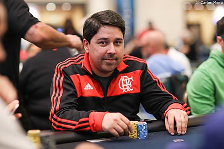 Marcos Antunes confirma presença na FT do Evento 42 da WSOP/CardPlayer.com.br