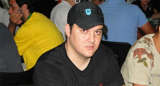 """Fabiano """"kdrAS"""" Teixeira faz mesa final no Sunday Million/CardPlayer.com.br"""