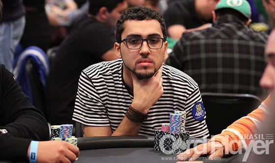 Rafael Moraes leva o Brasil ao Dia 4 do Monster Stack da WSOP/CardPlayer.com.br