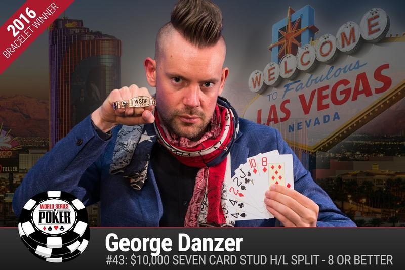 George Danzer conquista o quarto bracelete da carreira/CardPlayer.com.br