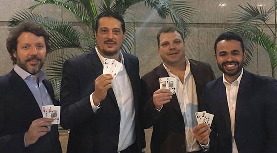 Justiça do Rio de Janeiro reconhece o poker como jogo de habilidade/CardPlayer.com.br
