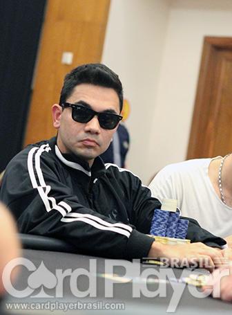 Bruno Aguiar lidera a decisão do High Roller do BSOP Punta del Este/CardPlayer.com.br