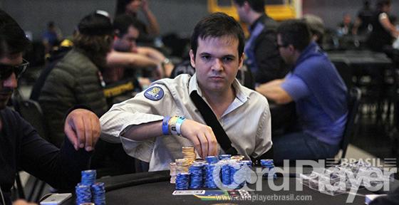 Will Arruda é vice do Sunday Cooldown/CardPlayer.com.br