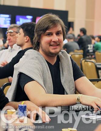 """Pedro """"gusma"""" Madeira conquista o título do The Whale/CardPlayer.com.br"""