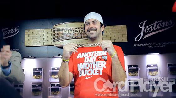 Jason Mercier é o Jogador do Ano na WSOP 2016/CardPlayer.com.br