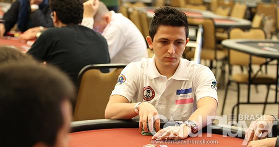 Ramon Sfalsin leva a melhor no Super Tuesday Late Edition/CardPlayer.com.br