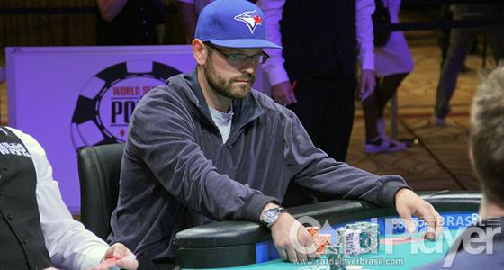 Griffin Benger conta que quase não jogou o Main Event da WSOP/CardPlayer.com.br