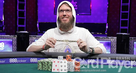 Andrew Lichtenberger conquista o primeiro bracelete da carreira/CardPlayer.com.br