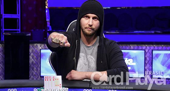Brandon Shack-Harris leva a melhor no Evento 51 da WSOP/CardPlayer.com.br