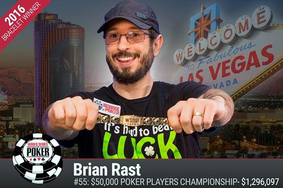 Brian Rast conquista o bicampeonato do Players Championship/CardPlayer.com.br