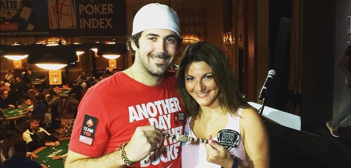 Jason Mercier pede a namorada em casamento após ela cair em FT da WSOP/CardPlayer.com.br