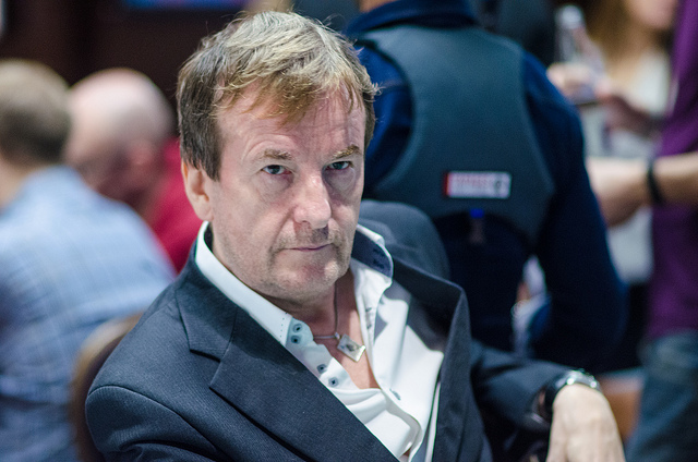 """World Poker Tour anuncia torneio em homenagem a Dave """"Devilfish"""" Ulliott/CardPlayer.com.br"""