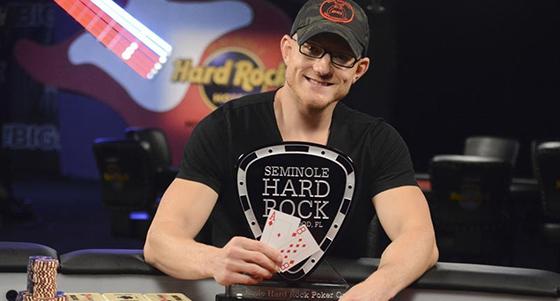 Jason Koon crava o Seminole Hard Rock Poker Open 2016/CardPlayer.com.br