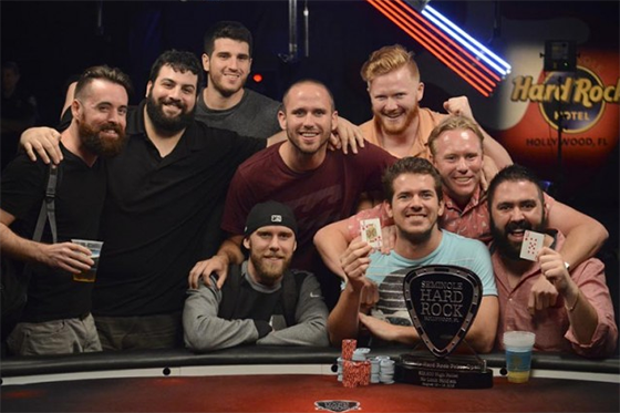 Marvin Rettenmaier derrota Dan Colman e vence High Roller do Seminole Hard Rock Poker Open/CardPlayer.com.br