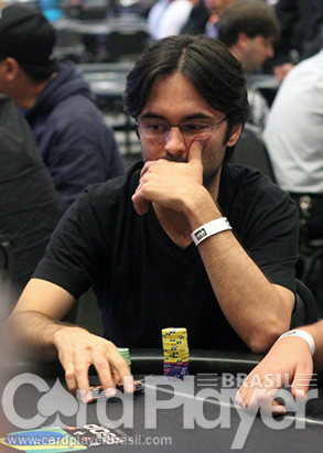 Pedro Correa crava o The Quarterback do 888poker/CardPlayer.com.br
