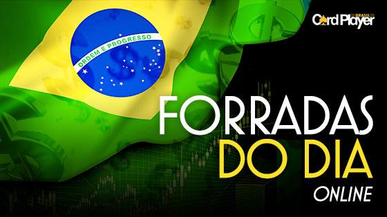 """""""Cabeça Tilt"""" e """"Pardal77"""" fazem dobradinha no Sunday Kickoff/CardPlayer.com.br"""