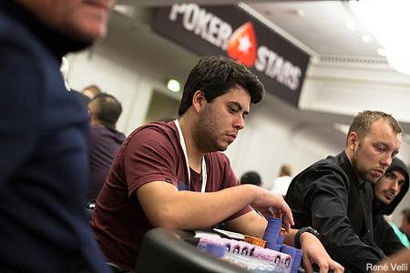 Felipe Theodoro puxa a fila no High Roller do Estrellas Poker Tour Barcelona/CardPlayer.com.br