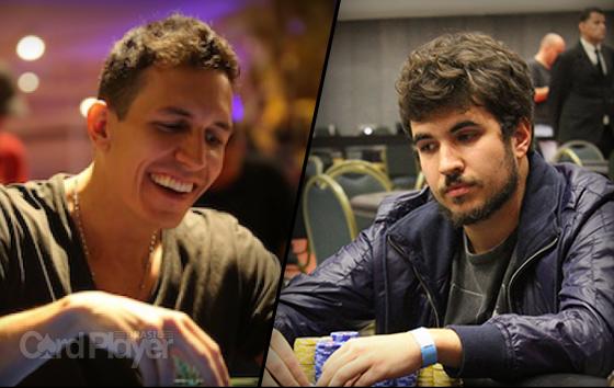 Rodrigo Strong e Victor Haedão avançam no Estrellas Poker Tour Barcelona/CardPlayer.com.br
