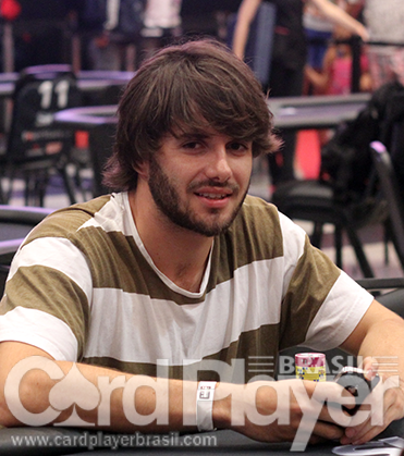 "Zilkar ""vonBaranow"" Baranow é vice do Big $215/CardPlayer.com.br"