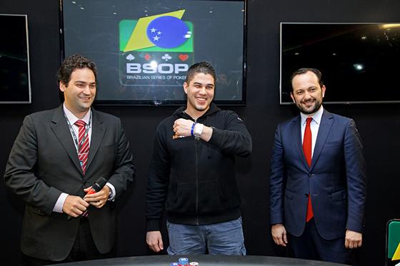Victor Teixeira vence BSOP Natal e fatura R$ 263.800/CardPlayer.com.br