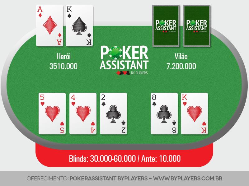 Mão da Semana - PokerAssistant byPlayers/CardPlayer.com.br