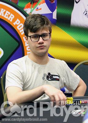 Kelvin Kerber retorna ao topo do ranking do BSOP 2016/CardPlayer.com.br