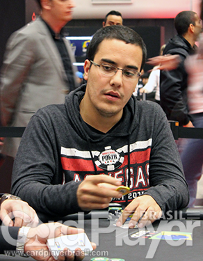Luis Eduardo Garla sobe ao pódio do High Roller da PowerFest do PartyPoker/CardPlayer.com.br