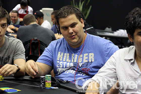 Rafael Oliveira fatura US$ 85 mil no WPT Legends of Poker/CardPlayer.com.br