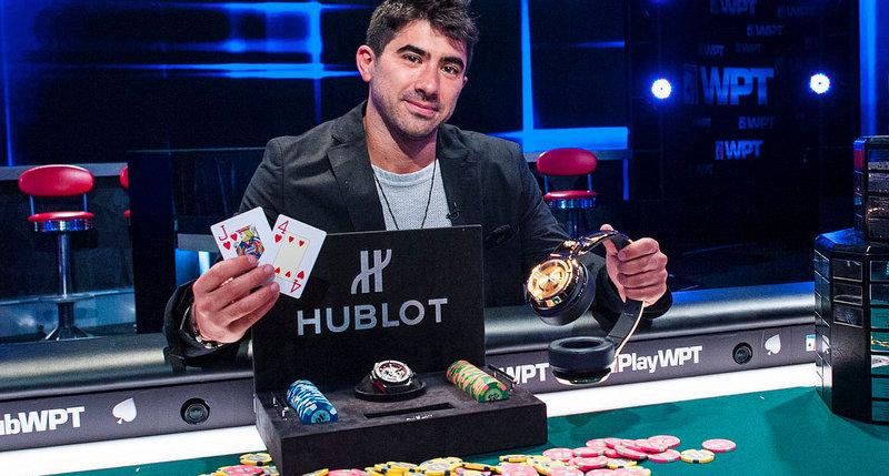 Jesse Sylvia crava o WPT Bogarta Poker Open/CardPlayer.com.br