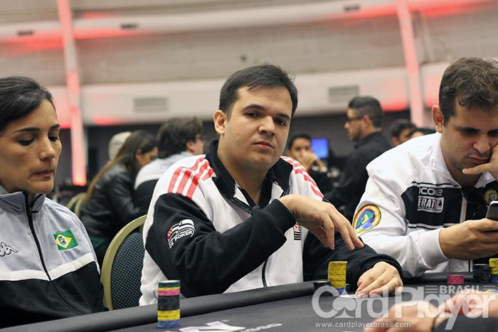 """Will """"hellzito"""" Arruda lidera os brasileiros no Main Event do WCOOP/CardPlayer.com.br"""