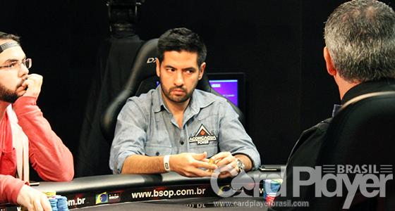 Thiago Decano foi o melhor brasileiro no Main Event do WCOOP/CardPlayer.com.br