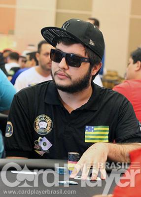 """Rafael """"rafitia"""" Camargo é vice do $215 Monday 6-Max/CardPlayer.com.br"""