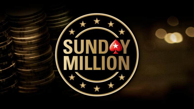 PokerStars reduz o buy-in do Sunday Million para $109/CardPlayer.com.br