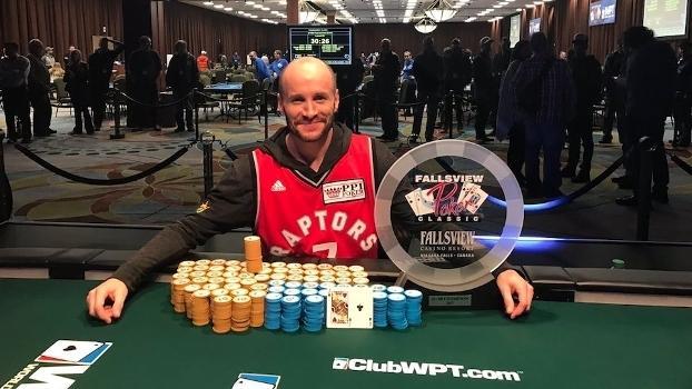 Mike Leah vence torneio no Canadá pela terceira vez nos últimos quatro anos/CardPlayer.com.br