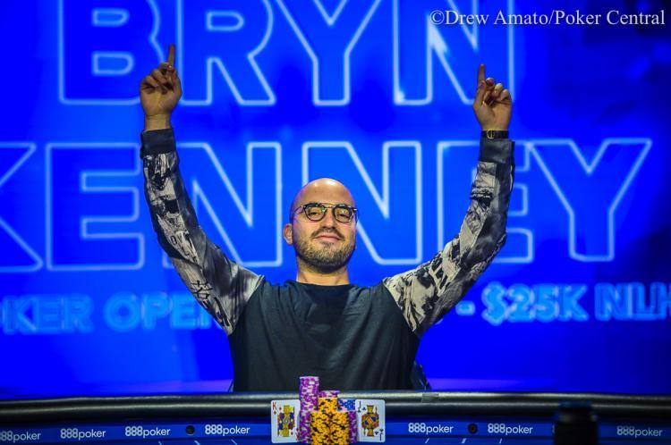 Bryn Kenney vence Evento 7 do U.S. Poker Open/CardPlayer.com.br
