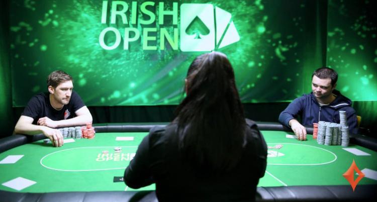 Jogador transforma € 0,01 em  € 180 mil no Irish Poker Open/CardPlayer.com.br