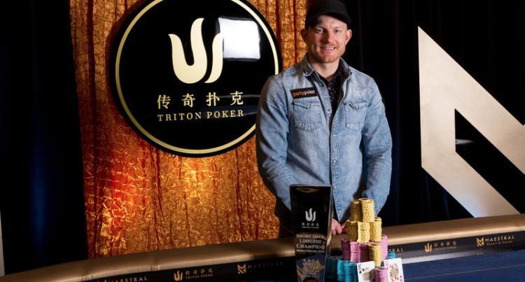 Jason Koon crava último evento da Triton Super High Roller Series Montenegro e embolsa US$ 3,5 milhões/CardPlayer.com.br