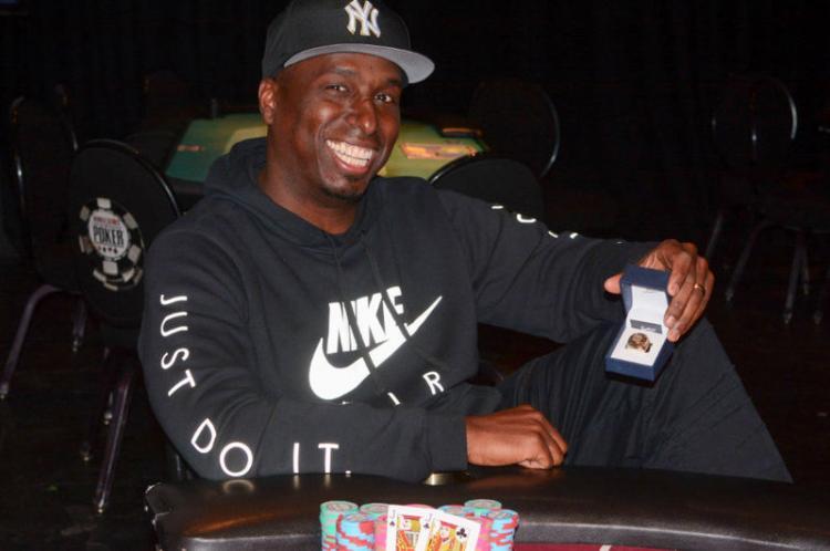 """""""Eu sou o maior jogador da história do WSOP Circuit"""", afirma Maurice Hawkins/CardPlayer.com.br"""
