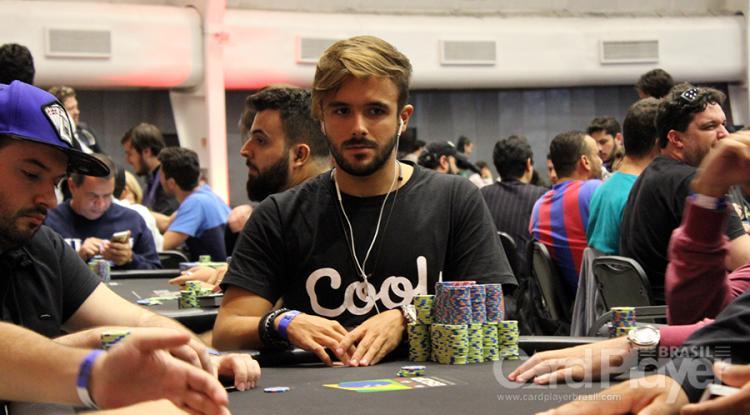 Yuri Martins avança no Evento 40 da WSOP/CardPlayer.com.br