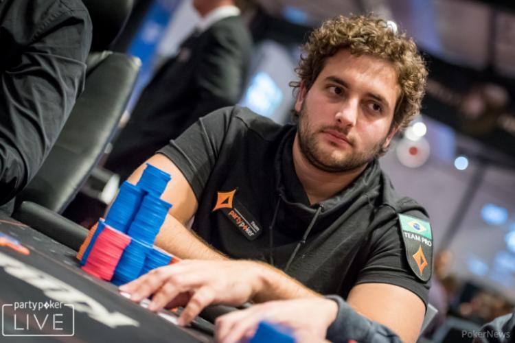 João Simão avança no High Roller de PL Omaha da WSOP/CardPlayer.com.br