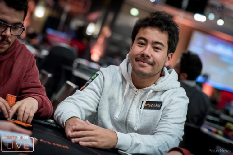 Renato Nomura puxa a fila brasileira no US$ 3 milhões garantidos do Venetian/CardPlayer.com.br