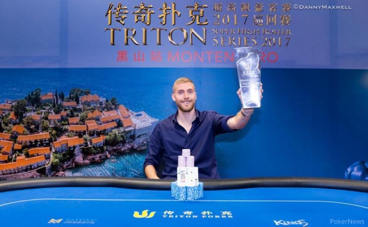 Manig Loeser vence Main Event da Triton Super High Roller Series Montenegro  /CardPlayer.com.br