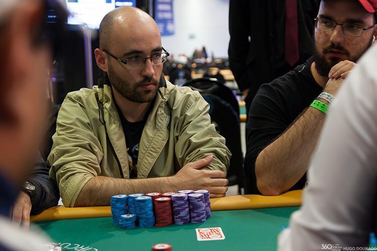 """Luis Felipe """"Lui Martins"""" Martins sobe ao pódio do The Title Fight do partypoker/CardPlayer.com.br"""