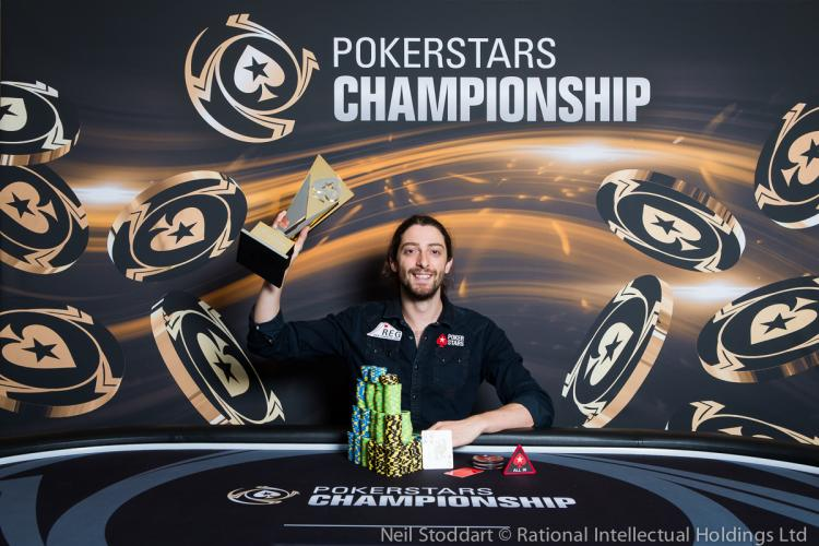 Igor Kurganov vence Super High Roller do PSC Barcelona/CardPlayer.com.br