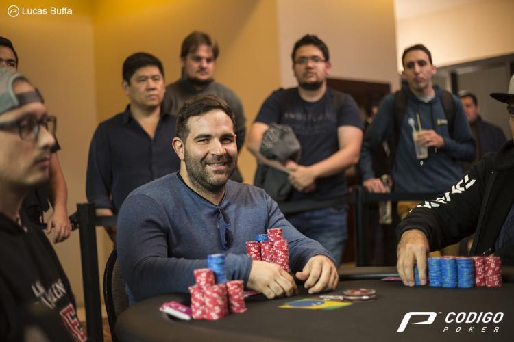 Cristian Stival lidera decisão do BSOP Iguazu/CardPlayer.com.br